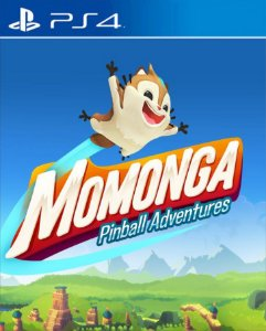 Momonga Pinball Adventures PS4 PSN Mídia Digital
