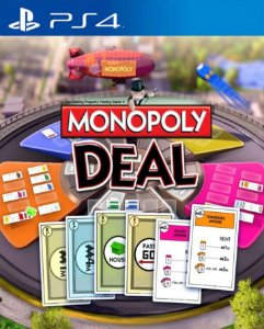 MONOPOLY DEAL PS4 PSN Mídia Digital