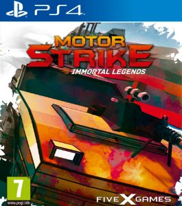 Motor Strike: Immortal Legends PS4 PSN Mídia Digital