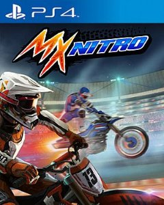 MX Nitro PS4 PSN Mídia Digital