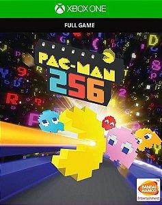 PAC-MAN 256 Xbox One Código de Resgate 25 Dígitos