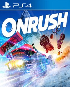 ONRUSH PS4 PSN Mídia Digital