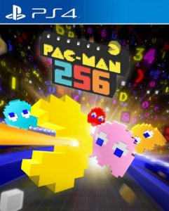 PAC-MAN 256 PS4 PSN Mídia Digital