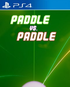 Paddle Vs. Paddle PS4 PSN Mídia Digital