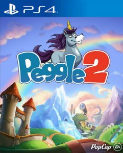 Peggle 2 PS4 PSN Mídia Digital