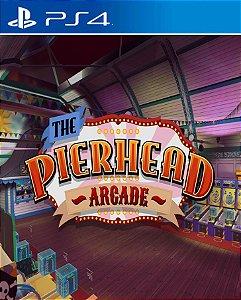 Pierhead Arcade VR PS4 PSN Mídia Digital