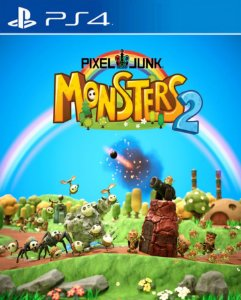 PixelJunk Monsters 2 PS4 PSN Mídia Digital