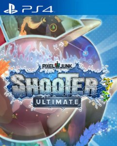 PixelJunk Shooter Ultimate PS4 PSN Mídia Digital