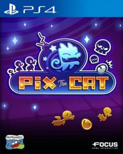Pix the Cat PS4 PSN Mídia Digital