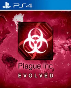 Plague Inc: Evolved PS4 PSN Mídia Digital