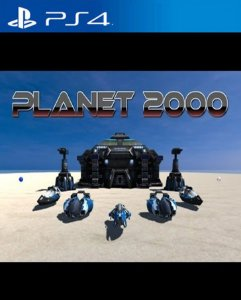 Planet 2000 PS4 PSN Mídia Digital