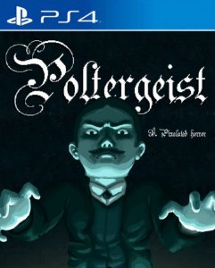 Poltergeist: A Pixelated Horror PS4 PSN Mídia Digital