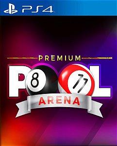 Premium Pool Arena PS4 PSN Mídia Digital