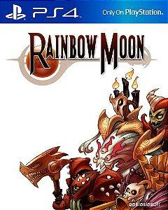 Rainbow Moon  PS4 PSN Mídia Digital