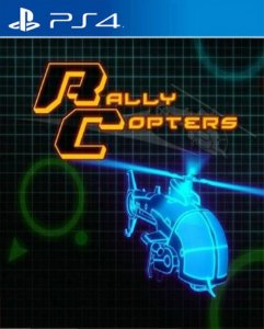 Rally Copters PS4 PSN Mídia Digital