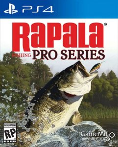 Rapala Fishing: Pro Series  PS4 PSN Mídia Digital