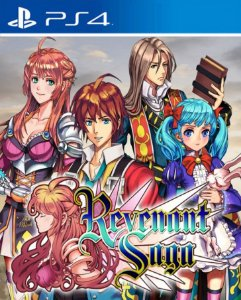 Revenant Saga PS4 PSN Mídia Digital