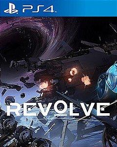 Revolve PS4 PSN Mídia Digital