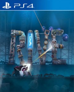 RIVE  PS4 PSN Mídia Digital