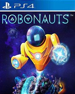 Robonauts PS4 PSN Mídia Digital
