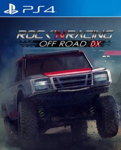 Rock'N Racing Off Road DX  PS4 PSN Mídia Digital