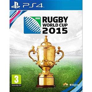 Rugby World Cup 2015 PS4 PSN Mídia Digital
