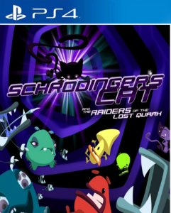 Schrödinger's Cat and the Raiders of the Lost Quark PS4 PSN Mídia Digital
