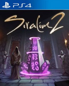 Siralim 2 PS4 PSN Mídia Digital