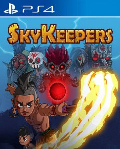 SkyKeepers  PS4 PSN Mídia Digital