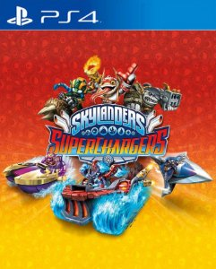 Skylanders SuperChargers Portal Owner's Pack PS4 PSN Mídia Digital