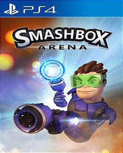 Smashbox Arena  PS4 PSN Mídia Digital