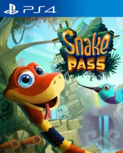 Snake Pass PS4 PSN Mídia Digital