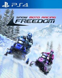 Snow Moto Racing Freedom  PS4 PSN Mídia Digital