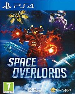 Space Overlords PS4 PSN Mídia Digital