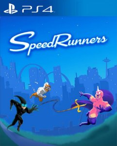 SpeedRunners PS4 PSN Mídia Digital
