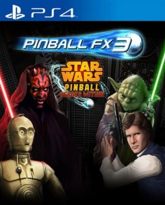 Star Wars  Pinball Season 1 PS4 PSN Mídia Digital