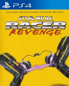 Star Wars Racer Revenge PS4 PSN Mídia Digital