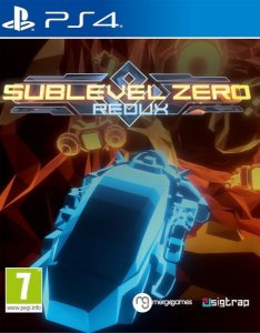 Sublevel Zero - Redux PS4 PSN Mídia Digital