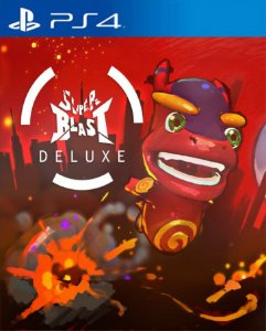 Super Blast Deluxe PS4 PSN Mídia Digital