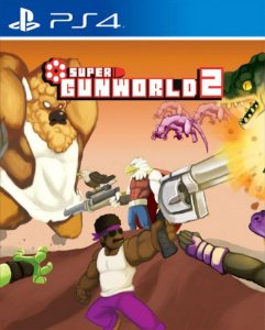 Super GunWorld 2 PS4 PSN Mídia Digital