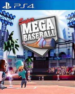 Super Mega Baseball 2   PS4 PSN Mídia Digital