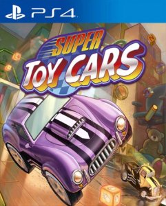Super Toy Cars PS4 PSN Mídia Digital