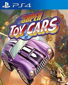 Super Toy Cars PS4 PSN Mídia Digital