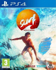Surf World Series PS4 PSN Mídia Digital