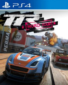 Table Top Racing: World Tour PS4 PSN Mídia Digital