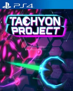 Tachyon Project PS4 PSN Mídia Digital