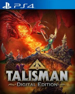 Talisman Digital Edition PS4 PSN Mídia Digital