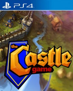 the Castle Game PS4 PSN Mídia Digital