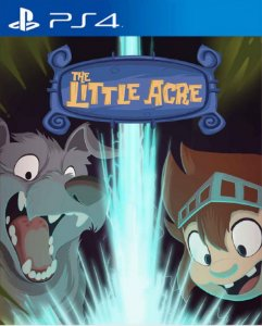 The Little Acre PS4 PSN Mídia Digital