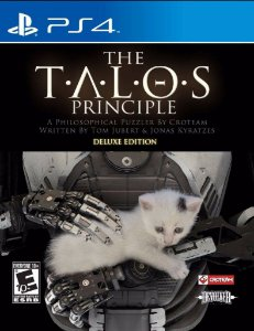 The Talos Principle Deluxe Edition PS4 PSN Mídia Digital